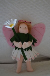 Flower Fairy Daisy